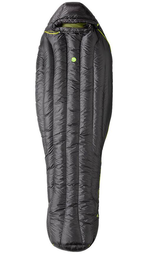 Marmot Plasma 30 Sleeping Bag Long Slate Grey/Green Lime ...
